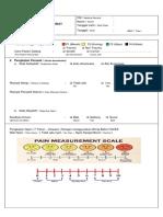 Contoh Formulir Gawat Darurat RS