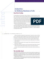 KW Macro Ch 01 Sec 01 Introduction the Ordinary Business of Life