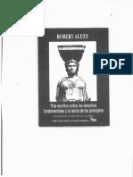 Robert Alexy- Tres escritos sobre los derechos fundamentales y la teoria de los principios .pdf