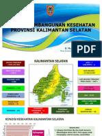 KaPus Pagatan, Tanbu - Sumber Pembiayaan Untuk Mendukung Pelaksanaan PIS-PK, GERMAS Dan SPM