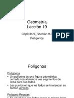 Polígonos Lección 19