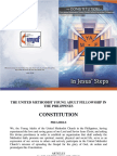 UMYAF Constitution