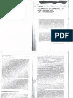 02 a Pozo Cap 2 Las Teorias Del Aprendizaje en Pozo_Aprendices y Maestros