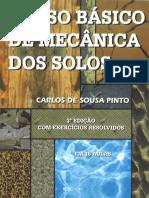 00 Livro Pinto 2006 Curso Basico de Mecanica Dos Solos 3ed Xerox