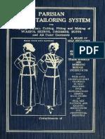 PARISIAN LADIES TAILORING SYSTEM 1917 by A Z Zeisler.pdf