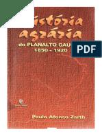 ZARTH, Paulo. Historia agraria do planalto gaucho 1850.pdf