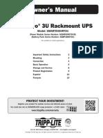 Tripp Lite Owners Manual 753855