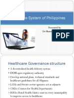 HealthCare System of the Phils Ppt