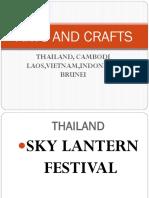 ARTS and CRAFTS-south East Asia, Thailand,Cambodia,Laos,Vietnam,Malaysia,Brunei