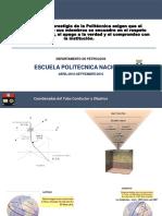 Coordenadas Del Tubo Conductor y Objetivo, Posición Estructural y Diametro de Tubería de Revestimiento