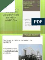 Investigacion de Accidentes-seg Industrial