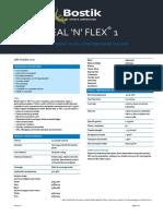 Bostik Seal n Flex 1 Tds 26102017