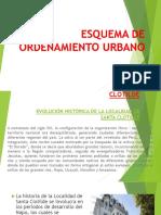 Esquema de Ordenamiento Urbano