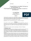 Walter Benjamin y Jacques Ranciere arte y politica. Una lectura en clave epistemologica.pdf