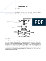 study of charaterstics of valve.docx