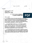 Mitchell Rogovin Letter to the IRS