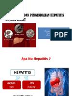 Materi Kebijakan P2 Hepatitis , Kuningan 25 Juli 2017.ppt