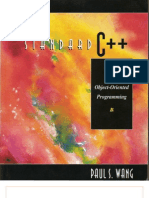 Standard C++ with Object-Oriented Programming BOOK Ch 2