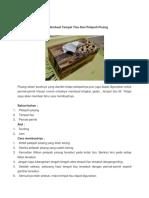 Cara Membuat Tempat Tisu Dari Pelepah Pisang.docx
