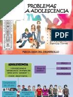 Problemática  Adolescente (Perú)
