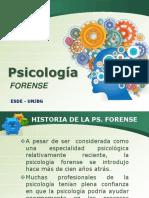 Psicología Forense (1era Parte)
