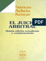 El Juicio Arbitral - Patricio Aylwin Azocar