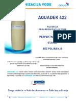 AQUADEK 422