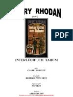 P-507- Interlúdio em Tahum - Clark Darlton