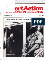Covert Action Information Bulletin #29 - The CIA and the Pacific / AIDS