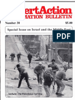 Covert Action Information Bulletin #30 - Israel and the Middle East