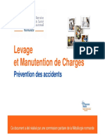 Charte Levage Et Manutention