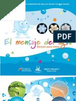 El Mensaje del Agua Version para Niños.pdf