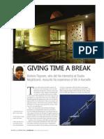 Architect and Interiors India Oct 2014 Studio Naqshbandi Kishore Rajaram