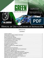 Manual Alarma Green