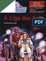 Perry Rhodan Volume 650 651