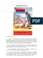 Perry Rhodan - 540 - O Ataque Dos Cynos - William Voltz - Amostra