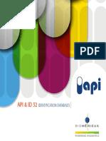 API Baza de Date Pentru Identificare