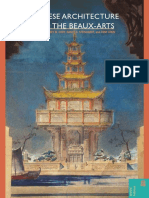 CHINESE ARCHITECTURE AND THE BEAUX ARTS