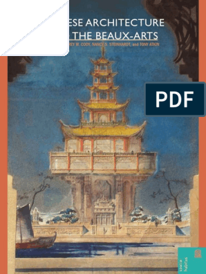 CHINESE ARCHITECTURE AND THE BEAUX ARTS   China