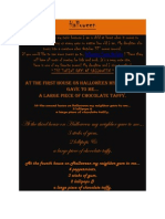 Halloween Computer Project
