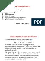 Integrales Multiples