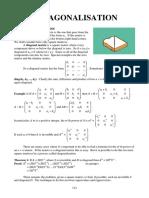 CHAP07 Diagonalisation