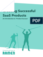 Creating Successful SaaS Products by Ramen.20160215