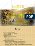 Management Lesson From Mahabharata