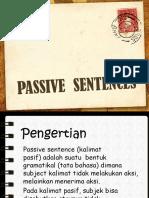 b Inggris Passive Voice