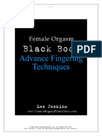 240391350 Female Orgasm Blackbook Advanced Fingering Techniques