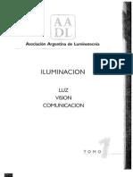 ILUMINACION TOMO 1 Asociacion Argentina de Luminotecnia