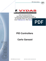 PIDcontrollers2007 V