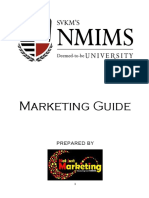 Marketing Reckoner - NJM