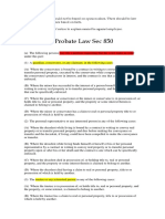 California Probate Law